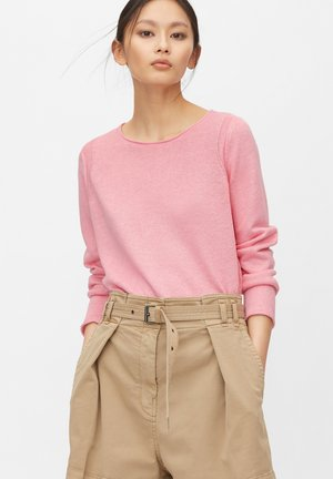 Sweter - sunlit coral