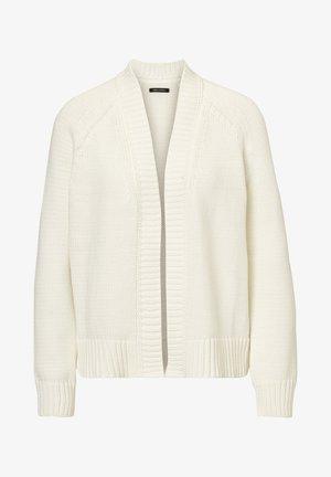 Cardigan - soft white
