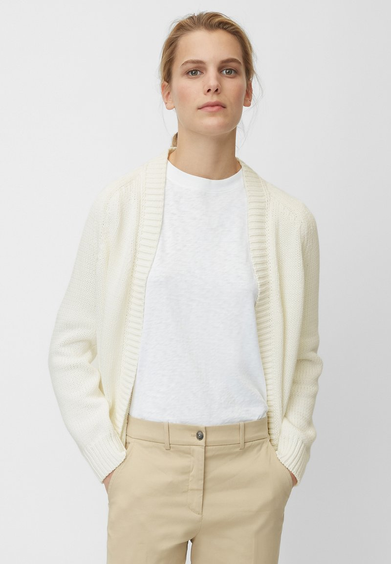 Marc O'Polo - Cardigan - soft white
