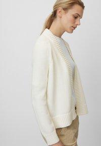 Marc O'Polo - Cardigan - soft white - 3