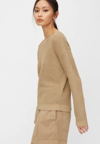 Marc O'Polo - Jumper - brown - 3
