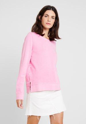 Sweatshirt - fresh fuchsia