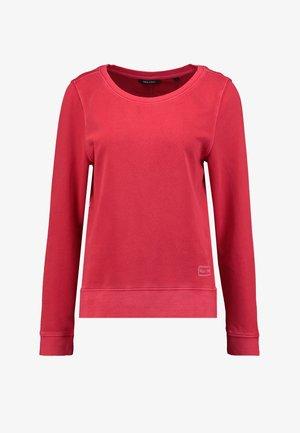 Sweatshirt - fresh rose hip