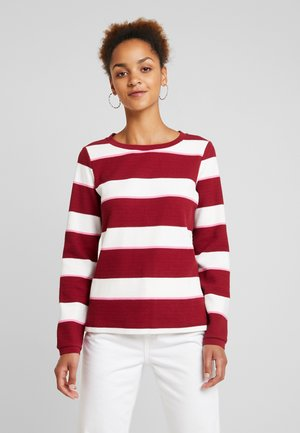 LONG SLEEVE ROUND NECK - Jumper - combo