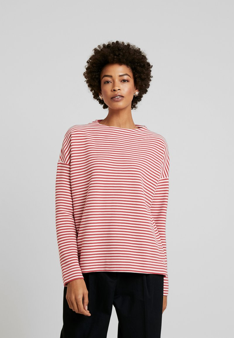Marc O'Polo - LOOSE FIT - Maglione - red