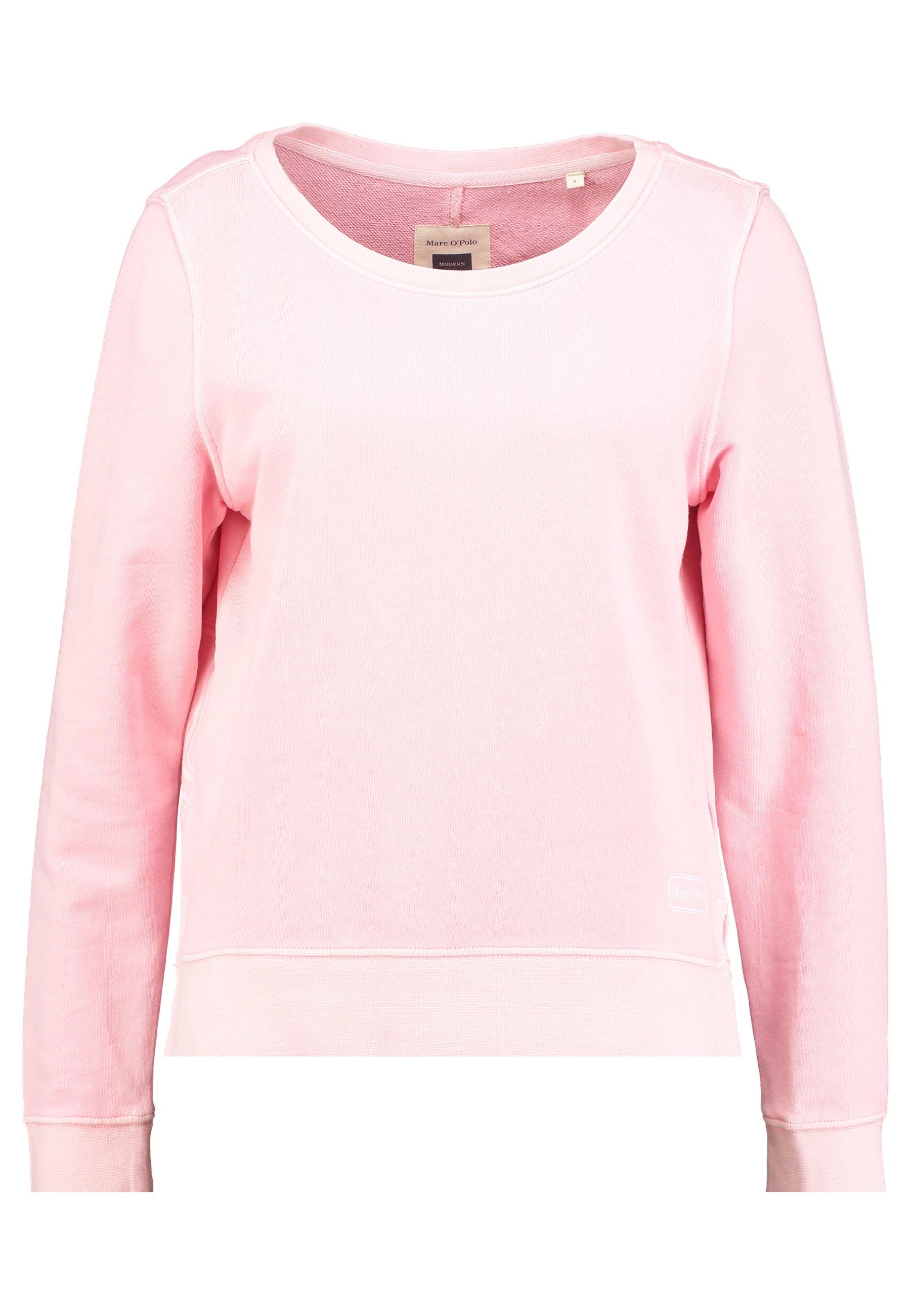 Marc O'polo Dye Mop Print - Sweatshirt Strawberry Cream