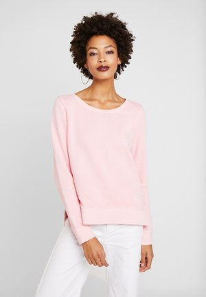 DYE MOP PRINT - Sweatshirt - strawberry cream