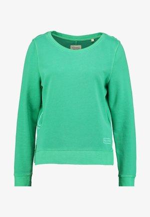 DYE MOP PRINT - Sweatshirt - fresh sea