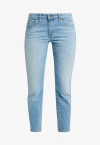 Marc O'Polo - TROUSER REGULAR WAIST - Jeans slim fit - light blue winter wash - 4