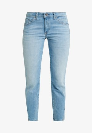 TROUSER REGULAR WAIST - Jeansy Slim Fit - light blue winter wash