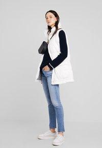 Marc O'Polo - TROUSER - Slim fit jeans - light authentic denim mid blue - 1