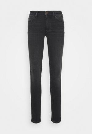 Slim fit jeans - black softwear wash