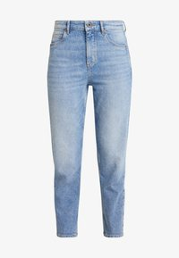Marc O'Polo - TROUSER MOMS FIT HIGH WAIST CROPPED LENGTH - Relaxed fit jeans - salty bright vintage wash - 3
