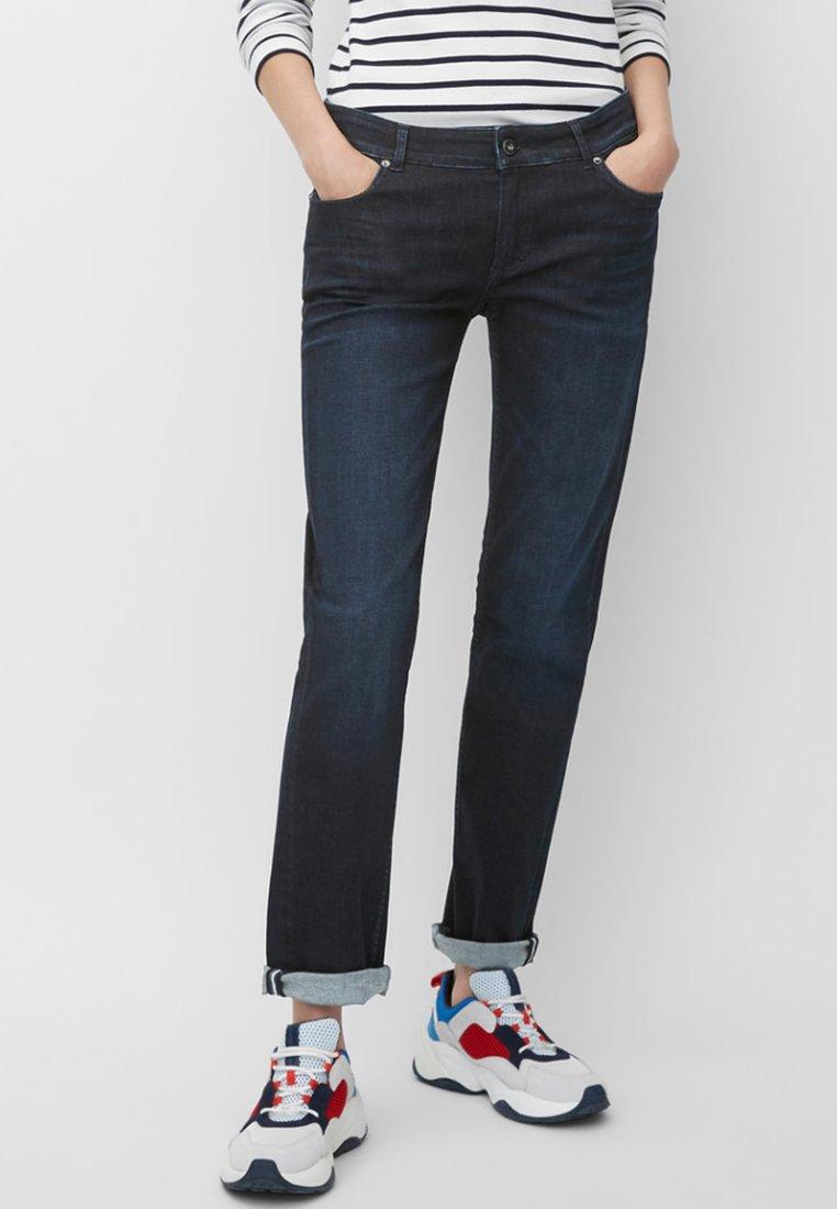 Marc O'Polo - ALBY - Straight leg jeans - blue