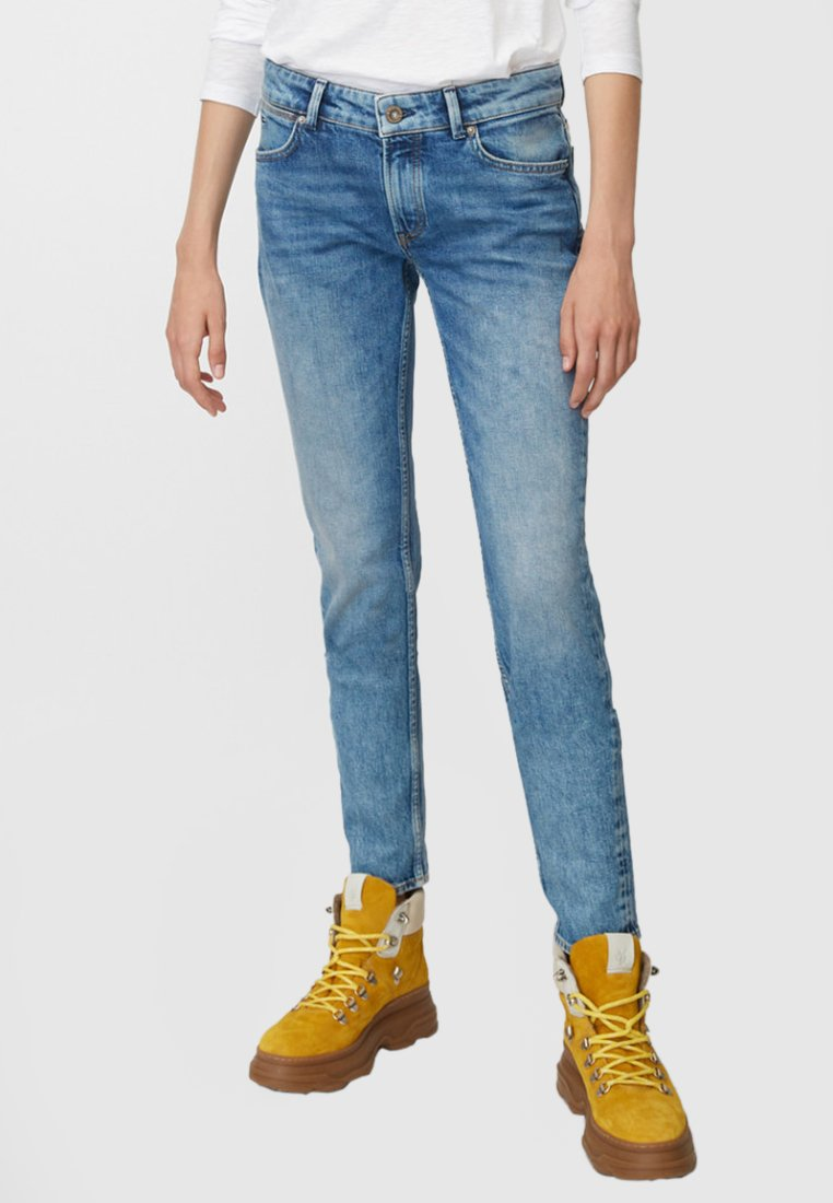 Marc O'Polo - ALBY - Jeans Slim Fit - blue