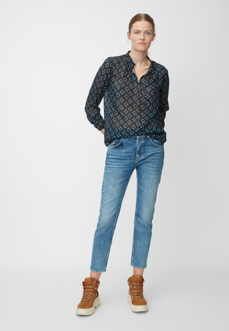 Marc O'Polo - THEDA - Jeans Slim Fit - blue