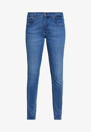 TROUSER LOW WAIST REGULAR LENGTH - Jeans slim fit - royal blue wash
