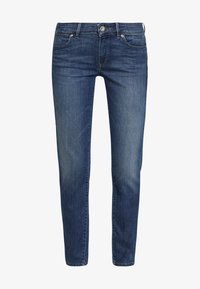 Marc O'Polo - TROUSER - Straight leg jeans - light summer wash - 4