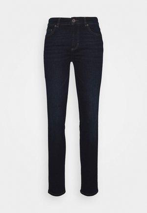 TROUSER HIGH WAIST  - Jeans Skinny Fit - red line denim