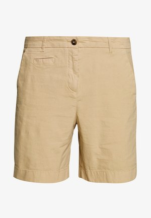 SHORTS, NEW CHINO SHORTS, MEDIUM RISE - Shorts - swedish pine