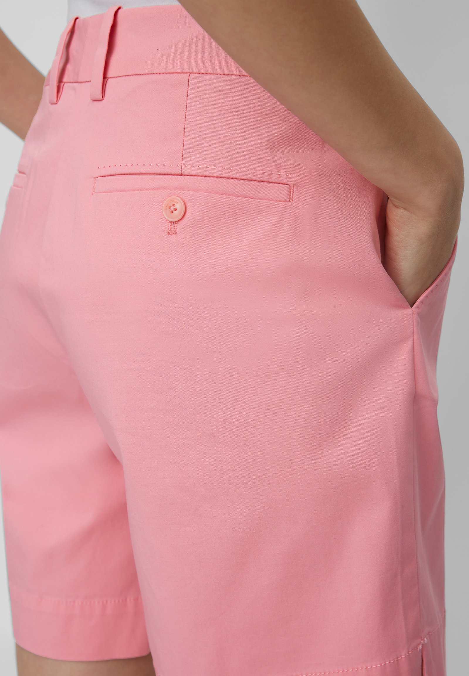 Marc O'Polo Shorts - sunlit coral