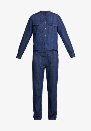 OVERALL LOOSE FIT RELAXED - Jumpsuit - drapy authentic denim