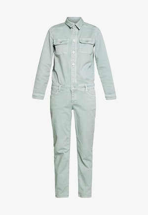 OVERALL LONG SLEEVES - Overall / Jumpsuit - misty spearmint