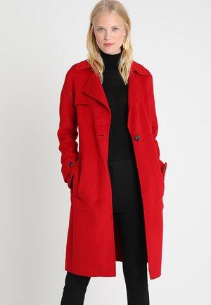 COAT  - Zimní kabát - ruby revolt