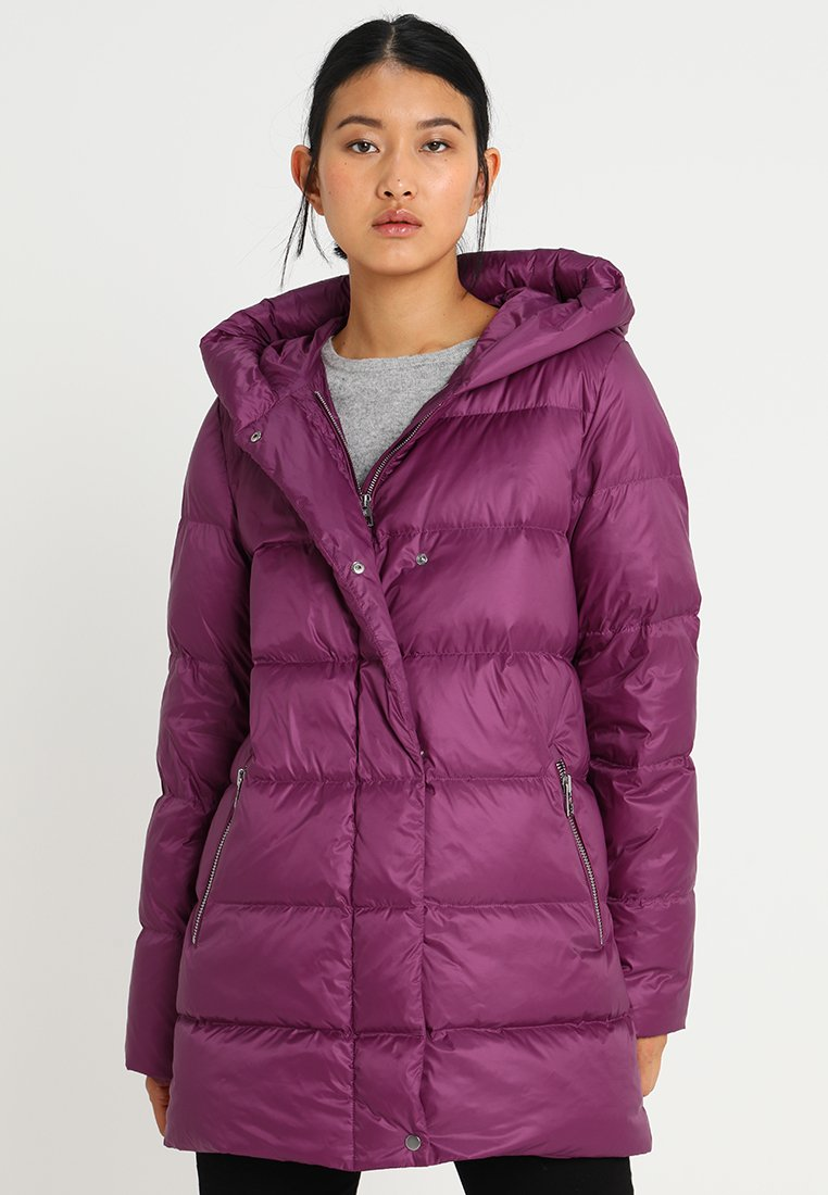 Marc O'Polo - BIG COAT - Down coat - radiant raspberry