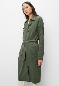 Marc O'Polo - Trenchcoat - green - 3