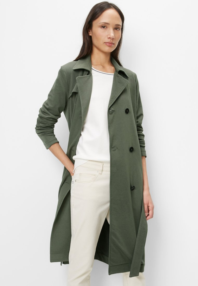 Marc O'Polo - Trenchcoat - green