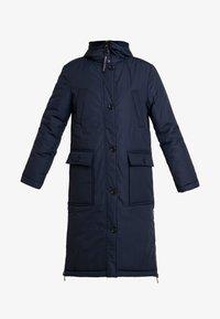 Marc O'Polo - BIG PUFFER COAT PADDED REVERSIBLE - Płaszcz zimowy - midnight blue - 5