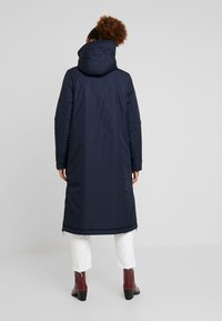 Marc O'Polo - BIG PUFFER COAT PADDED REVERSIBLE - Veste d'hiver - midnight blue - 2