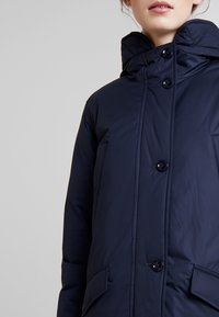 Marc O'Polo - PARKA REAL DOWN THIN PADDING - Down coat - midnight blue - 6