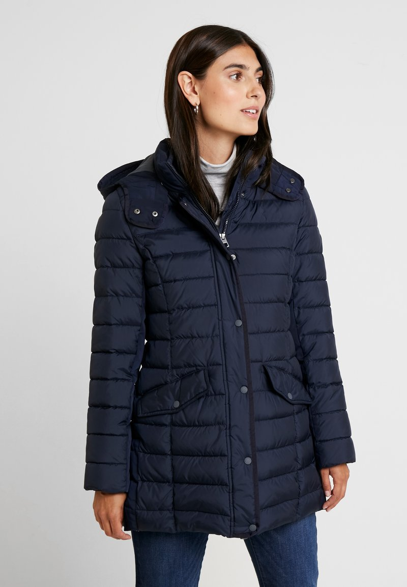 Marc O'Polo - SLOW COAT - Vinterfrakker - midnight blue