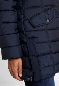 Marc O'Polo - SLOW COAT - Winterjas - midnight blue - 7