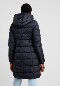Marc O'Polo - COAT LONG FILLED HOOD - Piumino - midnight blue - 3