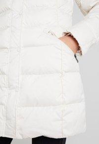 Marc O'Polo - COAT FILLED - Dunkåpe / -frakk - birch white - 8