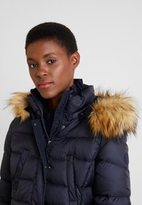 Marc O'Polo - COAT FILLED - Donsjas - midnight blue - 6