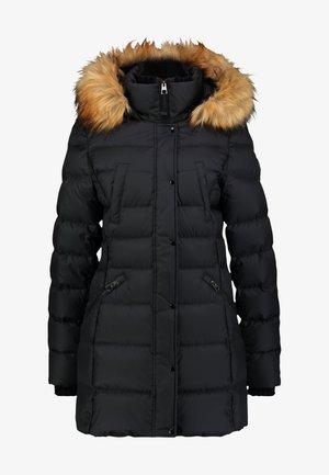 COAT FILLED - Abrigo de plumas - black
