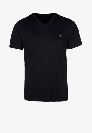 SCOTT SHAPED FIT - Camiseta básica - black