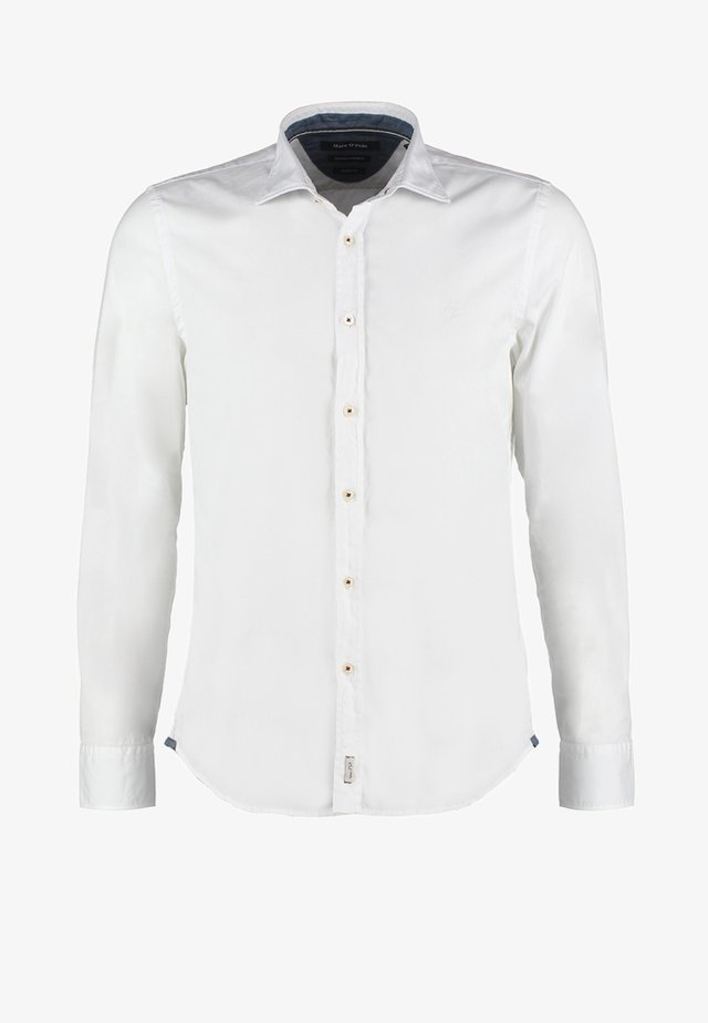 SHAPED FIT - Koszula - white