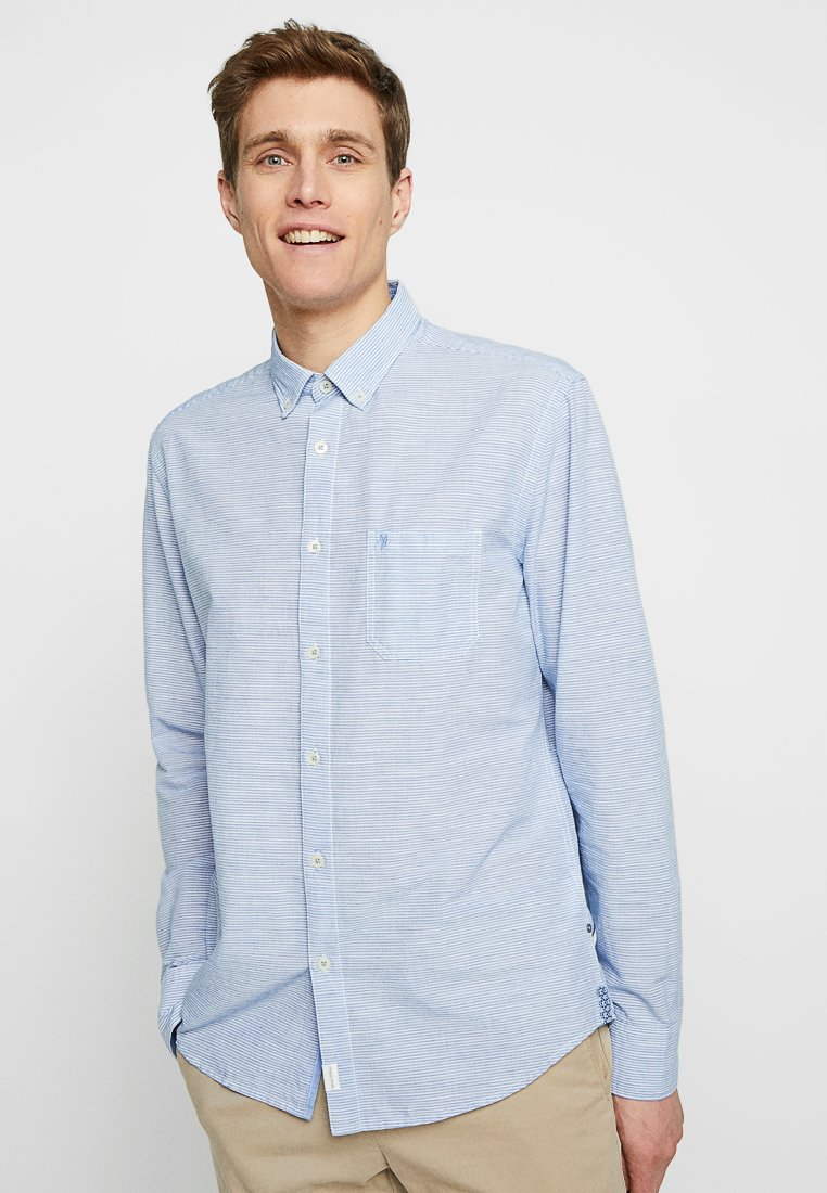Marc O'Polo - BUTTON DOWN LONG SLEEVE ONE POCKET - Hemd - combo