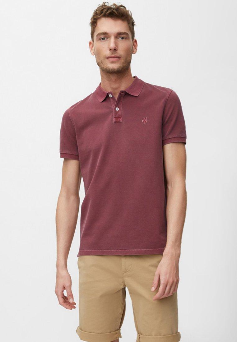 Marc O'Polo - Polo shirt - red