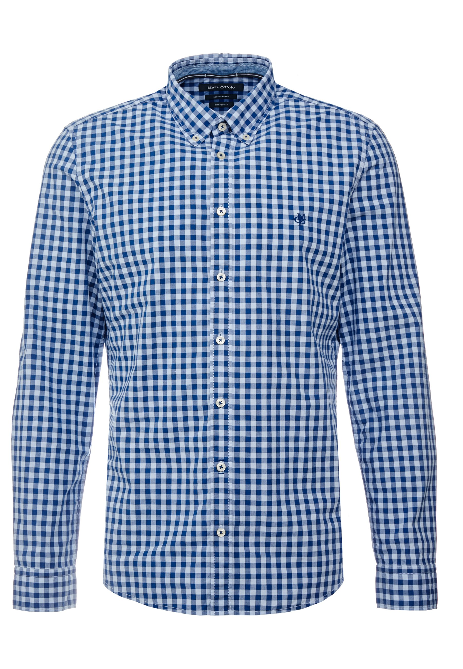 Marc O'polo Button Down Long Sleeve Inserted - Skjorta Combo
