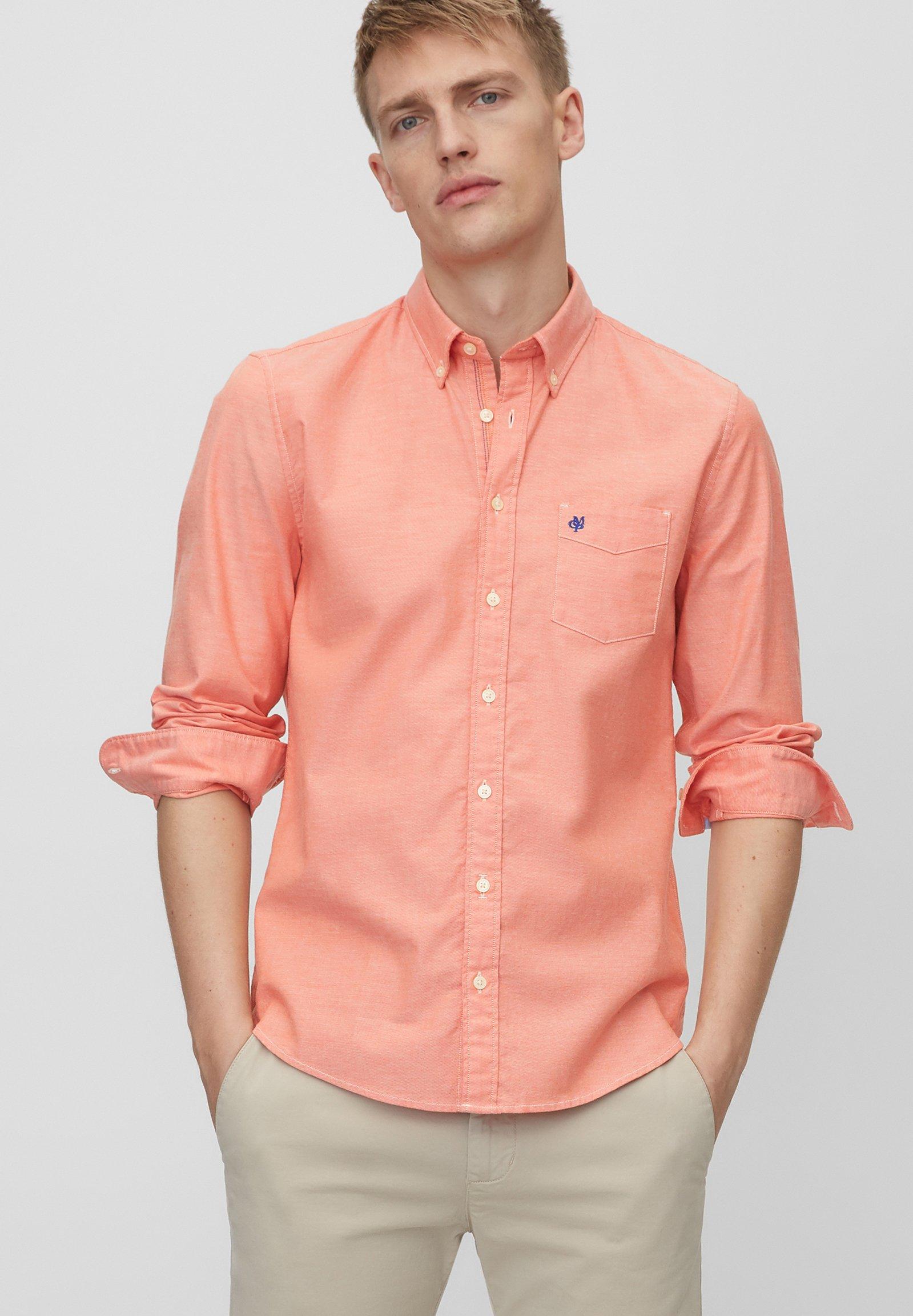 Marc O'Polo LONG SLEEVE - Koszula - orange