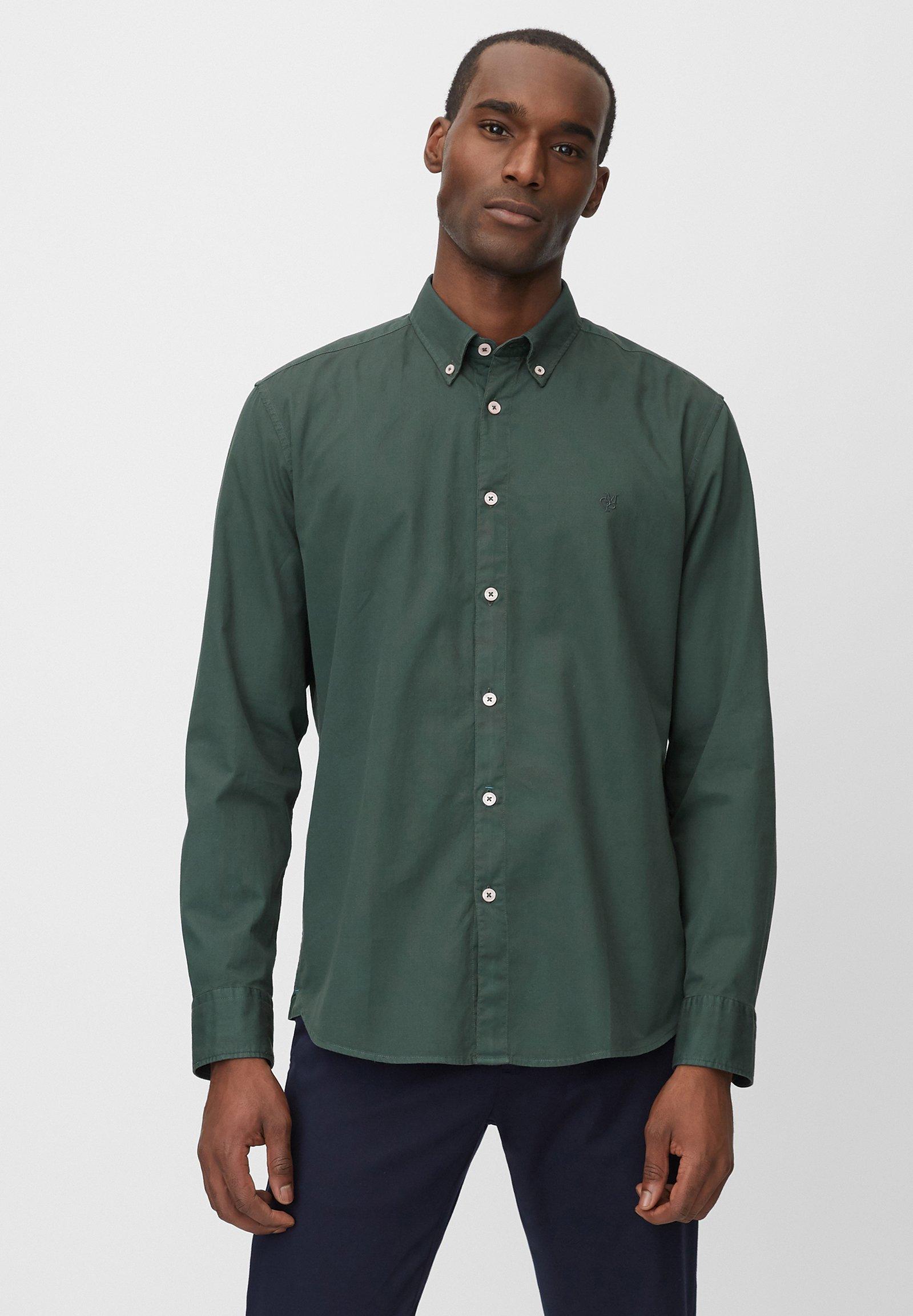 Marc O'Polo REGULAR FIT - Koszula - green