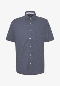 Marc O'Polo - SHORT SLEEVE - Shirt - dark blue - 4