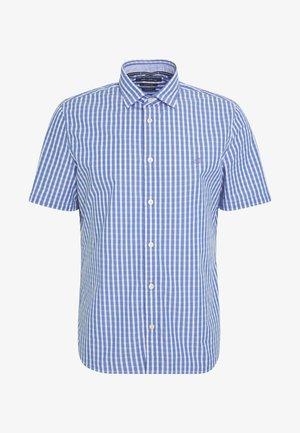 KENT COLLAR,SHORT SLEEVE,INSERTED - Košile - combo/cashmere blue