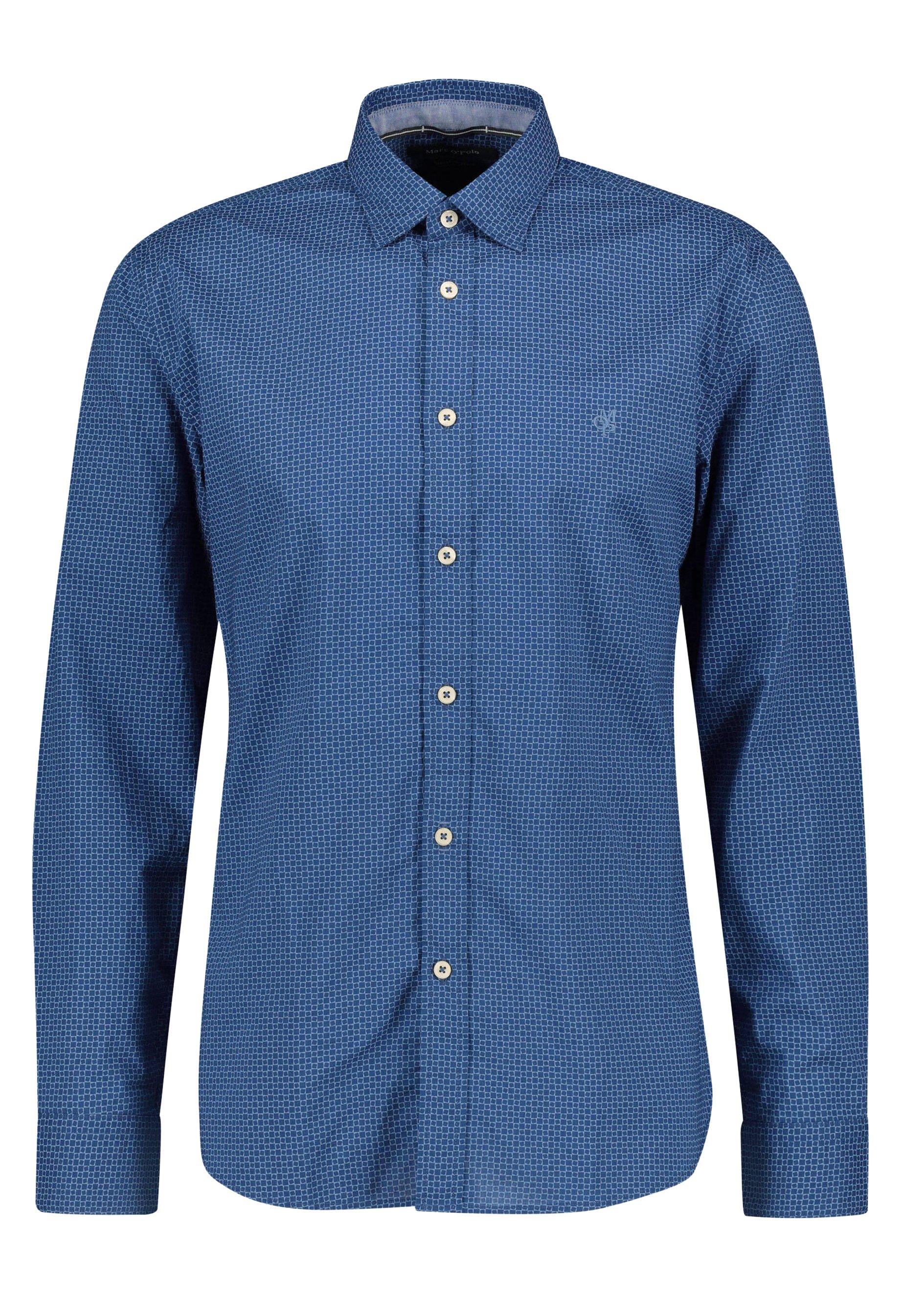 Marc O'Polo REGULAR FIT - Koszula - blue